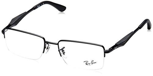 ray-ban-eyeglasses-rx-6285-2503-matte-black-53mm