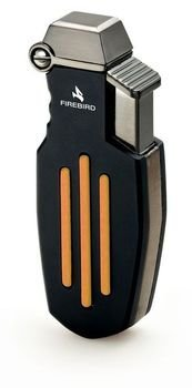 Firebird - Raptor Black and Orange Lighter by Firebird