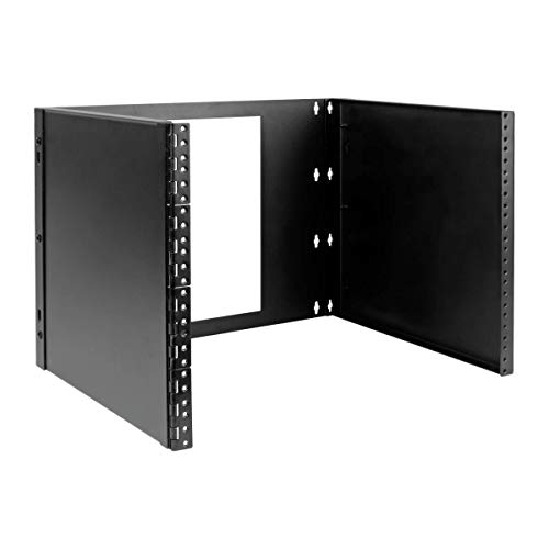 Tripp Lite 8U Wall-Mount Bracket for Small Switches & Patch Panels Hinged ()
