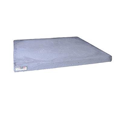 "DiversiTech UC3648-3 UltraLite Concrete Equipment Pad, 36"" x 48"" x 3"", 37# per Pad"