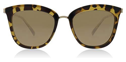 Le Specs Women's Caliente Sunglasses, Syrup Tort/Copper Revo, One ()