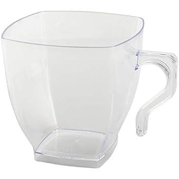 Amazon Com Disposable Plastic Party Cups 240 Pcs Tea