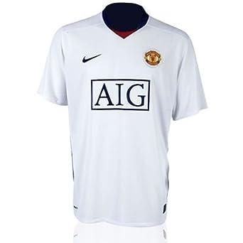 e03f63ec5 Nike Manchester United Football Away Shirt 2008 2009 season