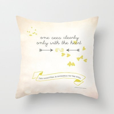 Diseño simple barato cojín almohada de el principito by ...