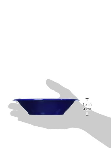 Amscan Plastic Bowls | Bright Royal Blue | 12 oz. | Party Supply | 200 ct.