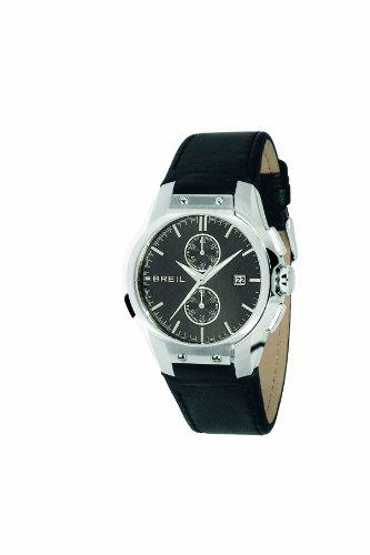 Breil Milano Men's TW0601 Urban Analog Black Dial Watch