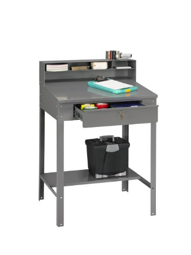 Tennsco SR-57 Open Foreman's Desk, 34-1/2