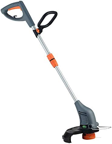 Scotts Outdoor Power Tools ST00213S 13-Inch 4-Amp Corded Electric String Trimmer, Silver