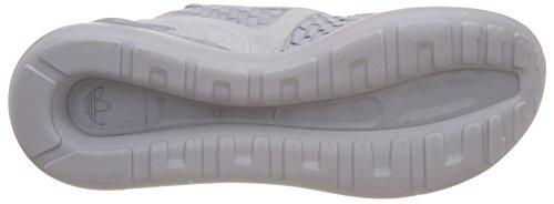 zapatillas unisex running para de Adidas Tubular adultos Runner Grau wqzpnEX