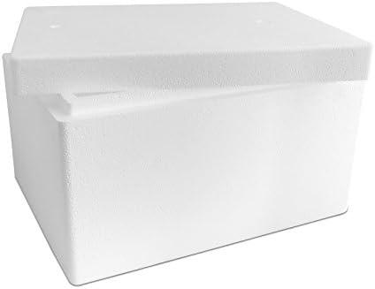 Polystyrène Thermo Box– 41,5 l – 60 x 40 x 33 cmÉpaisseur 4 cm – Polystyrène Boîte