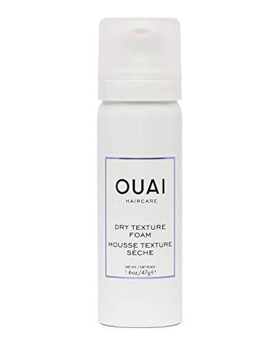 - OUAI Dry Texture Foam - 1.6 oz Mini