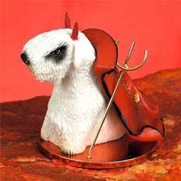Sealyham Terrier Little Devil Dog Figurine Sealyham Terrier Dog Figurine