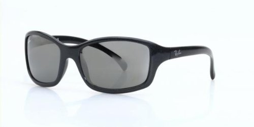 1d977f9d0c7 Image Unavailable. Image not available for. Colour  Ray-Ban Junior RJ  9019S-109 6G Glitter Black CHILDS Sunglasses ...