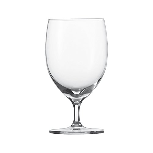 Schott Zwiesel Tritan Crystal Glass Cru Classic Stemware Collection Water Glass, 16.8-Ounce, Set of 6