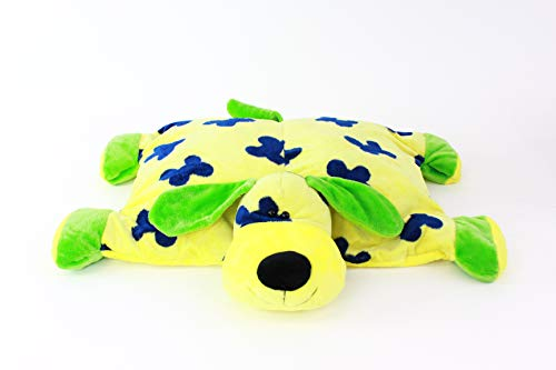 (Russ Berrie Stuffed Animal - Duncan the Puppy Dog Pillow - Plush Pillow for Kids)