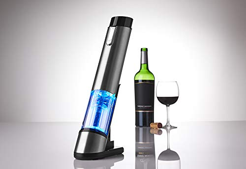 (Sharper Image Rechargeable Wine Opener with Built-in Infrared)