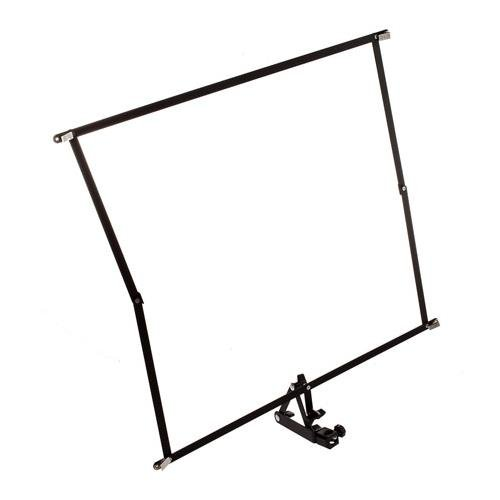 Flashpoint Gel Filter Holder for 24'' Gels, Attaches to Most Light Stands.