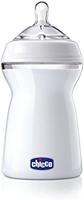 Amazon.com: Chicco naturalfit 11 onzas botella de bebé 19.7 ...