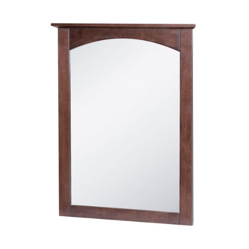 Foremost COCM2128 Wall Mirror Columbia Cherry, ()