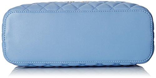 Love Moschino Moschino, Cabas femme, Blau (Avio), 4x21x31 cm (B x H T)