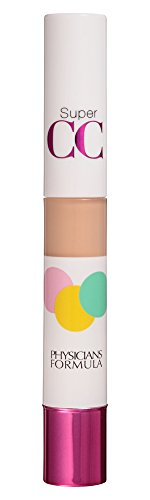 Physicians Formula Super CC+ Color-Correction + Care CC+ Concealer SPF 30, Light/Medium, 0.14 Ounce