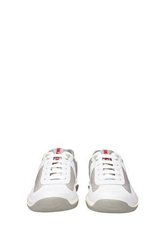Sneakers Prada Uomini - (4e2043bianco) Eu Bianco