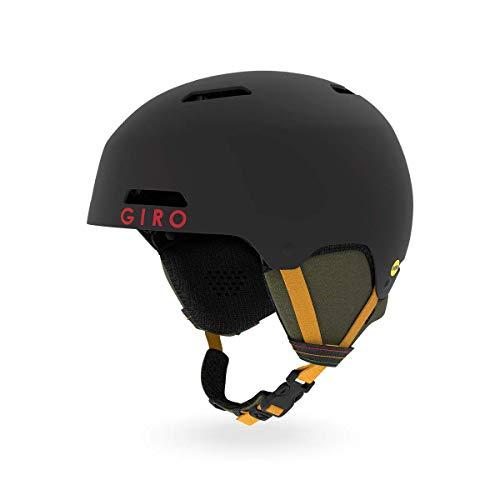 Giro Ledge MIPS Snow Helmet Matte Black Mo
