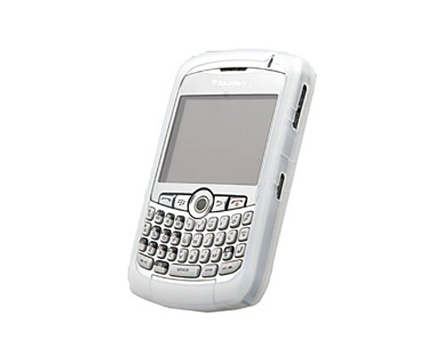Silicone Cover - BlackBerry Curve 8300, 8310, 8320, and 8330 - Clear