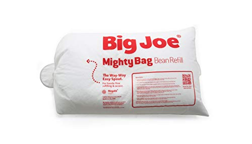 Big Joe 9998999 Bean Refill, 1 Pack, White