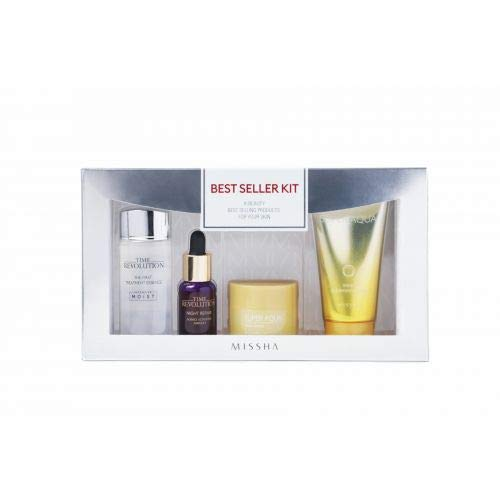 Missha Time Revolution The First Treatment Essence Intensive and Best Seller Kit