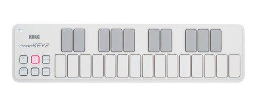 Korg, 25-Key Midi Controller (NANOKEY2WH)