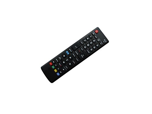 New General Replacement Remote Control For LG 47LB5800 47LB6100 26LN4130 24LN4140 26LN4140 Smart 3D Plasma LCD LED HDTV TV (Lg Smart Tv 47lb6100)