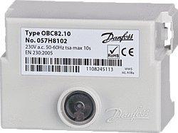 Danfoss /Ölfeuerungsautomat OBC 82.10 ersetzt BHO 72.10