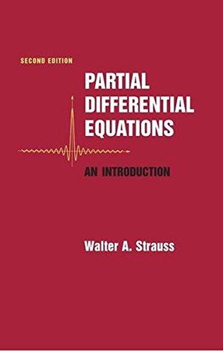 Partial Differential Equations (eBook)