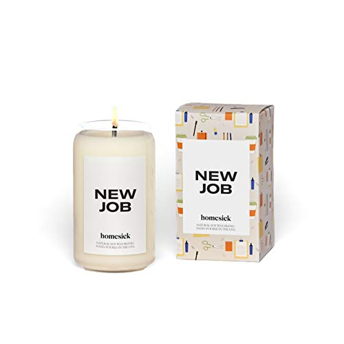 Homesick Scented Candle, New Job (2020 Version)