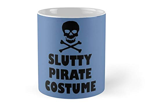 Slutty Pirate Costume 11oz Mug - The most meaningful gift for family and friends. -