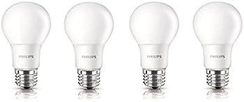 4-Pk. Philips 100W Equivalent A19 LED Light Bulb