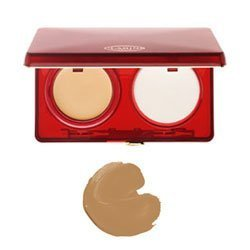 Clarins Soft Touch Rich Compact Foundation Cappuccino 09 Clarins Soft Foundation
