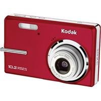 Kodak Easyshare M1073IS 10.2 MP Digital Camera with 3xOptical Image Stabilized Zoom (Red)