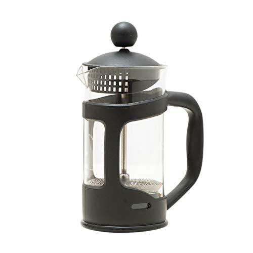 SODIAL French Coffee Maker Small French Press Perfect for Morning Coffee Maximum Flavor Coffee Brewer with Superior Filtration