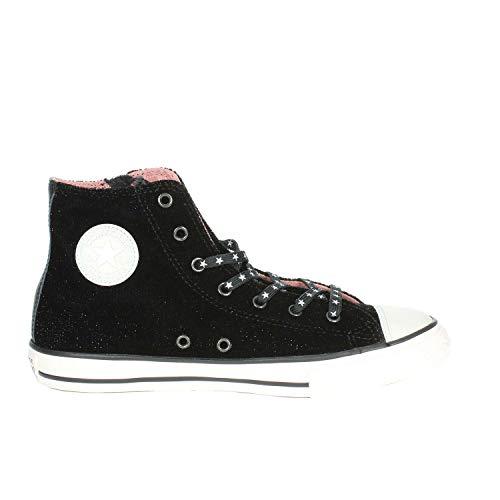 Bambini Pink Zip 001 Multicolore Unisex – Ctas black white Ginnastica Side Taylor Scarpe Da Basse Chuck rust Converse Hi xqBT77