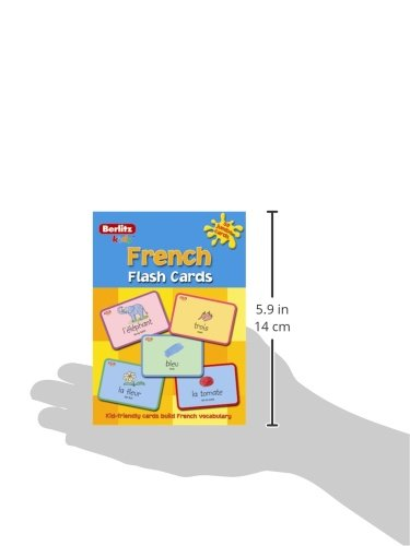 French Flash Cards by Berlitz Publishing (Image #2)