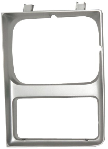 OE Replacement Chevrolet/GMC Driver Side Headlight Door (Partslink Number GM2512182)