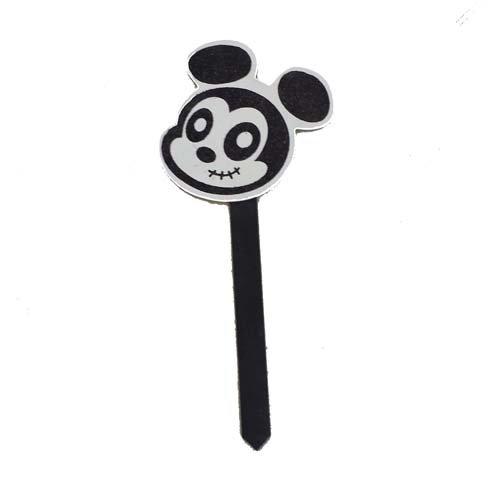 Mickey Mouse Skeleton Wooden Halloween 15