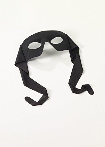 Venetian Mardi Gras Half Mask