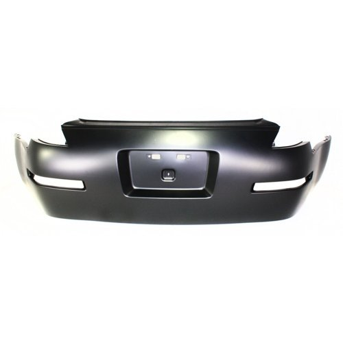 350z Grand Touring - Rear Bumper Cover for NISSAN 350Z 2003-2009 Primed Grand Touring/Performance/Track Models