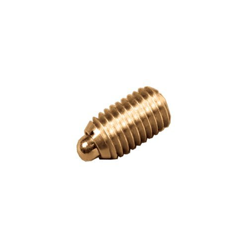 Ball /& Spring Plunger SWB10-2AS Short Spring Plunger Standard End Force S/&W Manufacturing Co Inc.