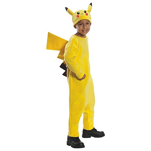 Deluxe Pikachu Costume - Small ()