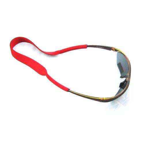 Eyeglass Sunglass Neoprene Fishing Retainer Cord Eyewear Strap Holder Band Red