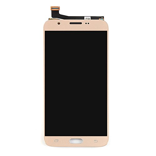 Mustpoint Replacement for Samsung Galaxy J7 2017 J727 J727R4 J727V J727P Sky Pro SM-J727A 5.5 LCD Screen + Touch Screen Digitizer Assembly Gold Only FBA